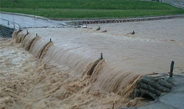 سیلاب به کشاورزی ملایر 1100 میلیارد ریال خسارت زد