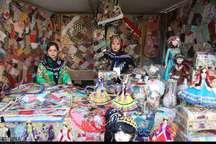 تلفیق ذوق، هنر و فرهنگ اقوام ایرانی در سنندج