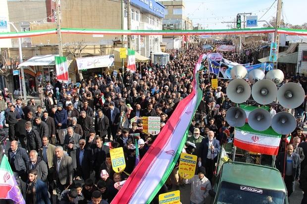 پیوند ملت ایران با انقلاب اسلامی ناگسستنی است