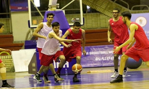 بسکتبالیست هرمزگانی در اردوی تیم ملی جوانان حضور یافت