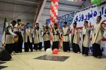 سومین جشنواره سنتی باسلق و کاچی نیم ور محلات گشایش یافت
