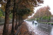 میزان بارندگی ها در استان قزوین 80 میلی متر بوده است