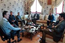 تشکیل جلسه کمیته راهبردی صنایع قزوین برای کمک به سیلزدگان