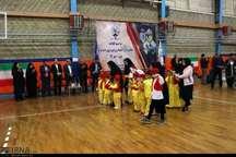 المپیاد ورزشی درون مدرسه ای در آذربایجان شرقی آغاز شد