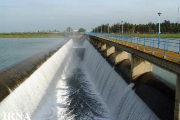 30 میلیون مترمکعب آب در چهار سد منطقه گنبدکاووس ذخیره شد