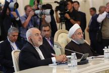 رئیس جمهور روحانی: با امضای کنوانسیون رژیم حقوقی دریای خزر گام بسیار مهمی برداشته شد؛ اما هنوز موضوعات مهمی باقی است/ مذاکرات «تحدید حدود» و «تعیین شیوههای ترسیم و تعیین خطوط مبداء» باید ادامه یابد