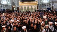احیای شب بیست و سوم ماه مبارک رمضان در حرم مطهر امام خمینی(س)