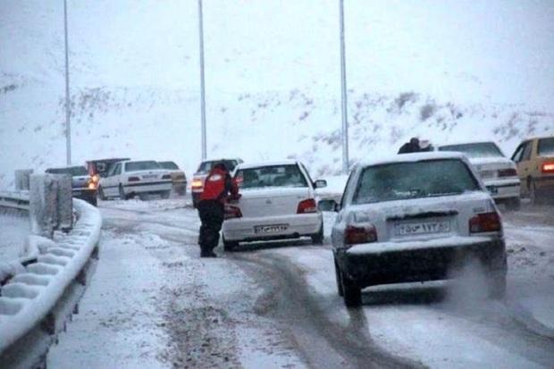 پلیس راه قزوین در خصوص وضعیت جوی به رانندگان هشدار داد