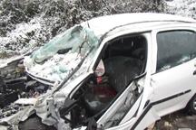2 حادثه هم زمان در بلوار راه آهن بندرعباس 2 کشته بر جای گذاشت