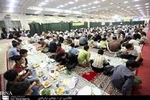 700 نفر از مددجویان بهزیستی جوانرود اطعام شدند