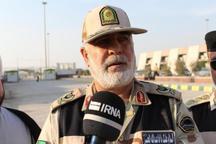 هفت شناور حامل سوخت قاچاق در آبهای خوزستان توقیف شدند