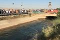 مرگ مرد 63 ساله در کانال آب شهر محمودآباد قزوین
