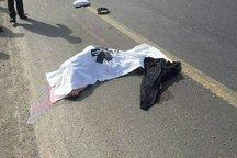 ۷۰ درصد تلفات جاده ای این استان عابران پیاده هستند