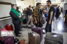 زائران اربعین در بازگشت از عراق کنترل بهداشتی میشوند