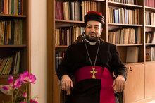 اسقف اعظم کلیسای آشوریان ایران: امام خمینی(س) امام همه ادیان توحیدی است