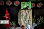گشایش نمایشگاه ویژه اربعین در پیادهراه رشت