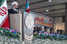 ارتش جمهوری اسلامی مقتدرترین نیروی نظامی است