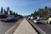 پلیس راه یزد رتبه اول کاهش تلفات جاده ای کشور را کسب کرد