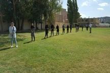 دوره آموزشی گلف در ارومیه برگزار شد