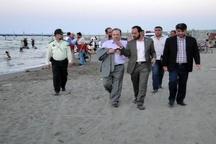 بازدید بازرسین وزارت کشور از سواحل بندرانزلی