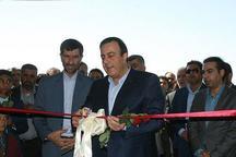 افتتاح مدرسه 6 کلاسه بانک آینده در زاهدان