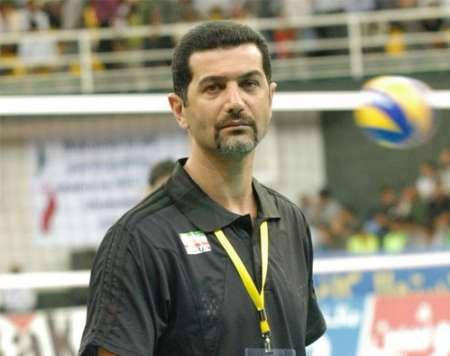 سرمربی وبازیکنان تیم ملی والیبال درآمل تجلیل شدند