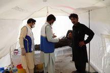۲ موکب سلامت برای خدمات رسانی به زائران پاکستانی در سیستان و بلوچستان راه اندازی شد