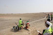مسابقه تیراندازی به اهداف پروازی ویژه مرزنشینان گلستان برگزار شد