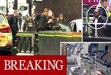 حمله تروریستی مقابل ساختمان پارلمان انگلیس+ تصاویر