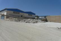 سه واحد فراوری سنگ در محلات اخطاریه زیست محیطی دریافت کردند