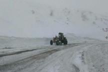 2 هزار و 780 کیلومتر باند از جاده های استان مرکزی برفروبی شد
