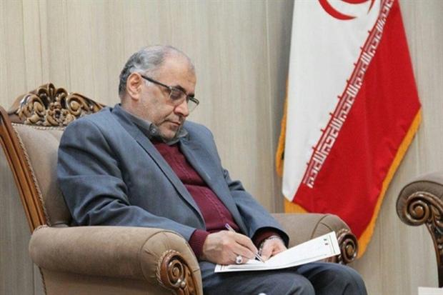 استاندار افتخار آفرینی ورزشکاران زنجانی را تبریک گفت