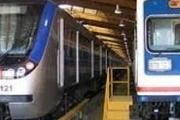 خط متروی تهران - کرج  تا پایان شهریور جمعه ها پذیرش مسافر ندارد